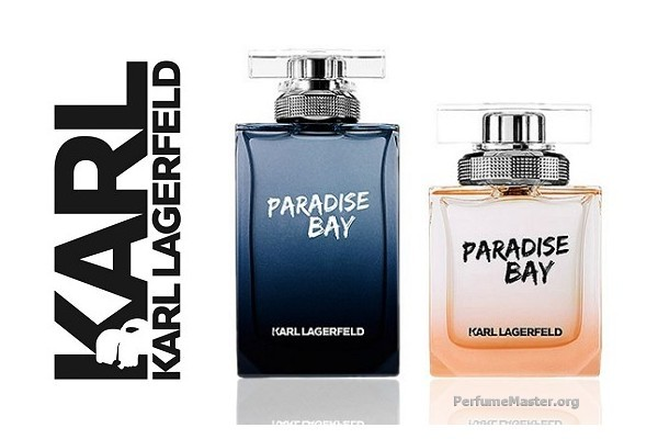 Karl Lagerfeld Paradise Bay Perfume Collection