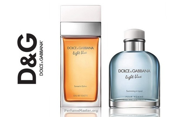 Dolce & Gabbana Light Blue Fragrance Collection 2015