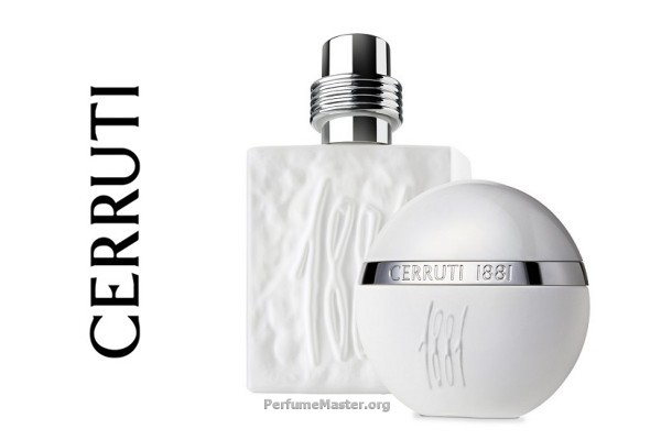 Cerruti 1881 Edition Blanche Fragrance Collection