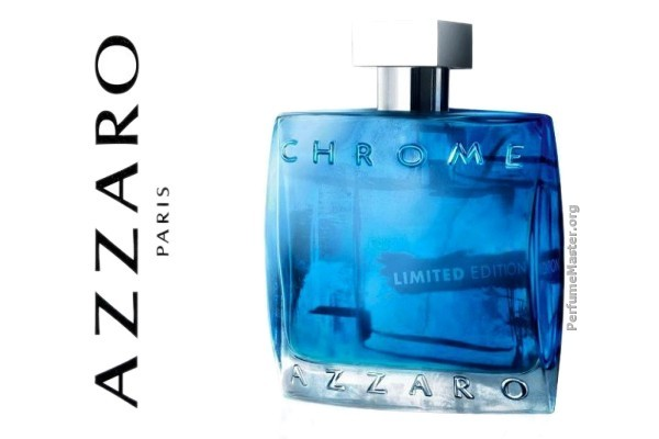 Azzaro Chrome Limited Edition 2015 Fragrance