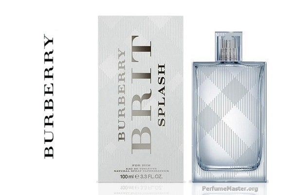 Burberry Brit Splash Fragrance