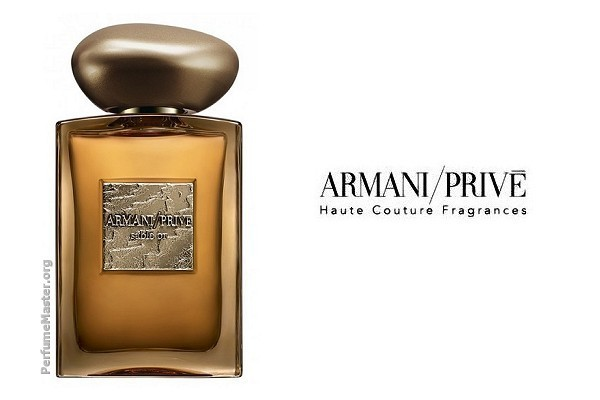 Giorgio Armani Prive Sable Or Fragrance