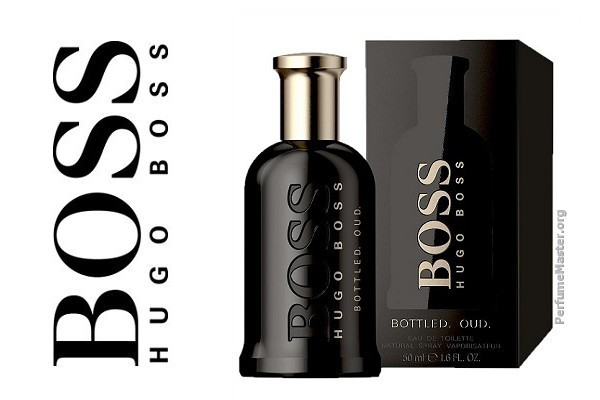 Hugo Boss Bottled Oud Fragrance