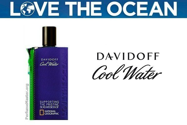 Davidoff Cool Water Love The Ocean 2015 Fragrance