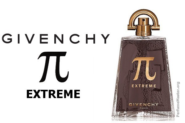 Givenchy Pi Extreme Fragrance