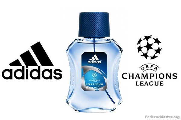 Adidas UEFA Champions League Star Edition Fragrance