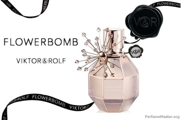 Flowerbomb starry night edition 2015 perfume for women by viktor.
