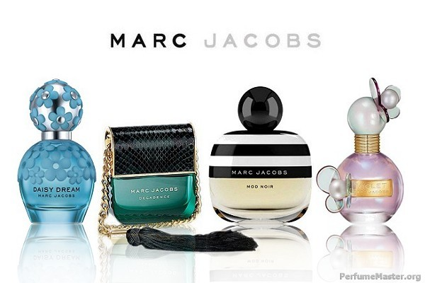 Latest Fragrance News Marc Jacobs Perfume Collection 2015 ...