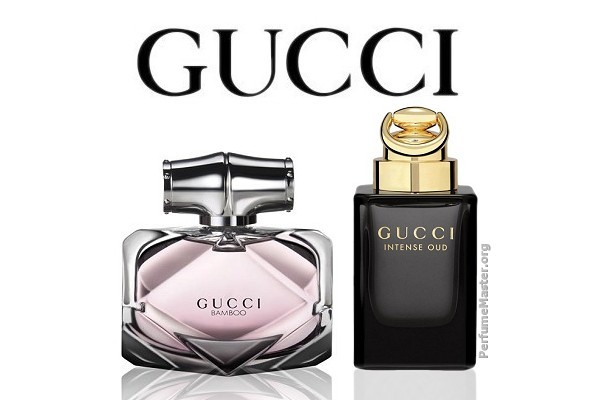 Gucci Perfume Collection 2015