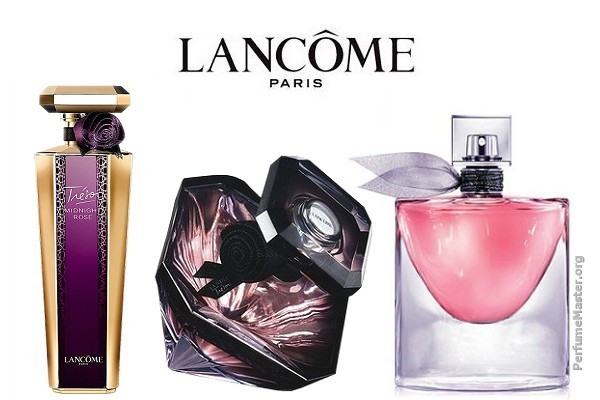 Lancome Perfume Collection 2015