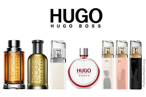 Hugo Boss Perfume Collection 2015