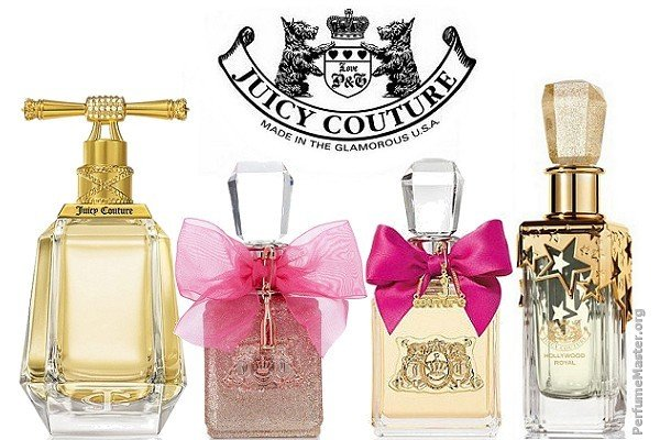 Juicy Couture Perfume Collection 2015
