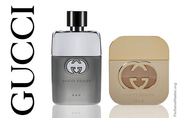 Gucci Guilty Eau Perfume Collection 2016