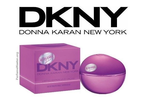Donna Karan DKNY Be Delicious Electric Vivid Orchid Perfume