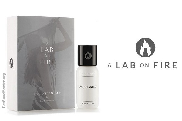 A Lab on Fire Eau d'Ipanema Fragrance