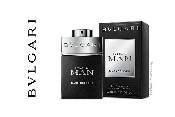 Bvlgari Man Black Cologne Fragrance