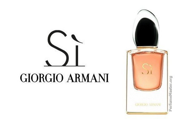 giorgio armani si le parfum fragrance perfume news. Black Bedroom Furniture Sets. Home Design Ideas