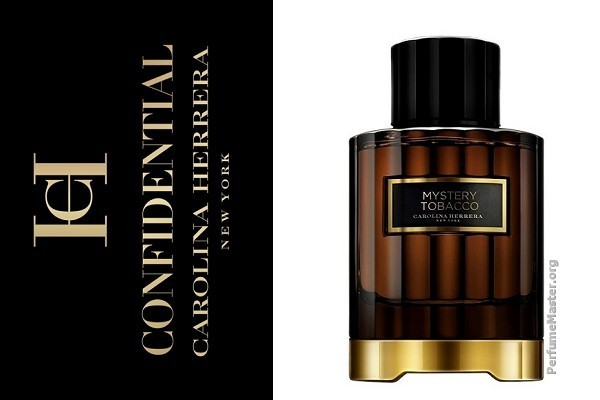 Carolina Herrera Confidential Mystery Tobacco Fragrance