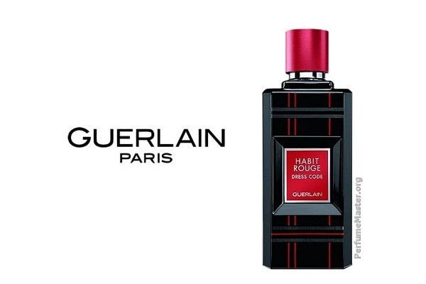 Guerlain Habit Rouge Dress Code 2016 Fragrance