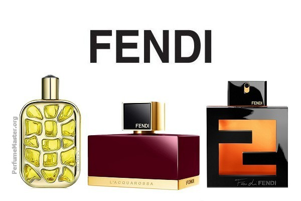 Fendi Perfume Collection 2016