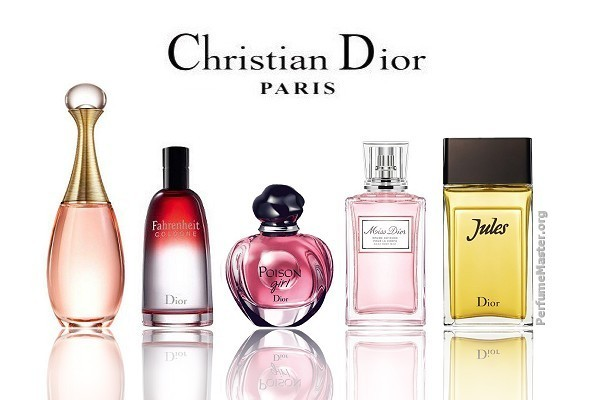 Christian Dior Perfume Collection 2016