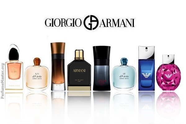 Giorgio Armani Perfume Collection 2016