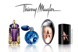 Thierry Mugler Perfume Collection 2016