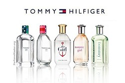 Tommy Hilfiger Perfume Collection 2016