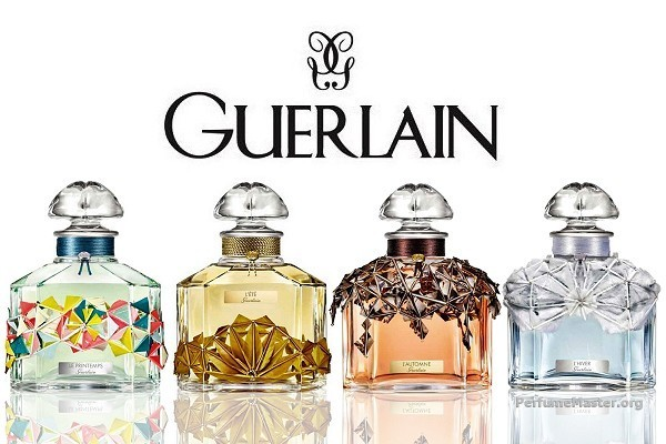Guerlain Les Quatres Saisons 2017 Perfume Collection