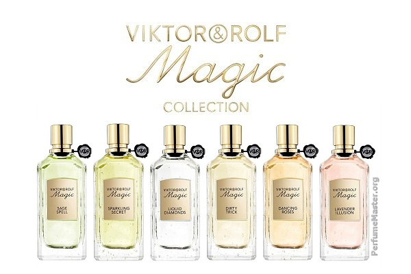 Viktor&Rolf Magic Collection 2017
