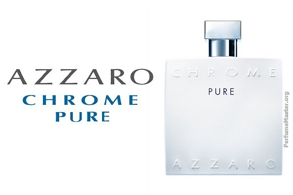 Azzaro Chrome Pure Fragrance