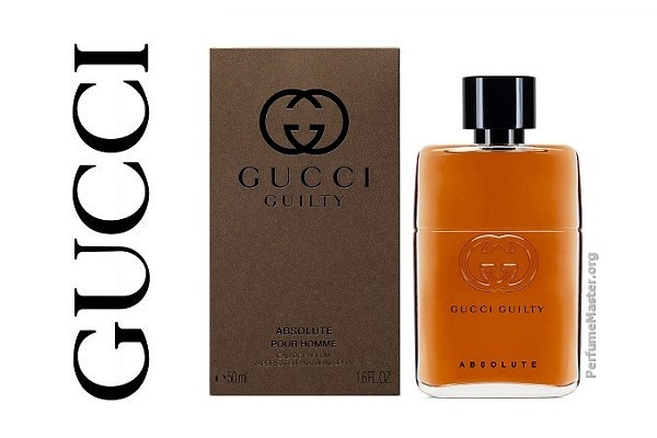 Gucci Guilty Absolute Pour Homme Fragrance