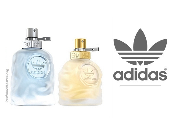 Adidas Born Original Today Perfume Collection