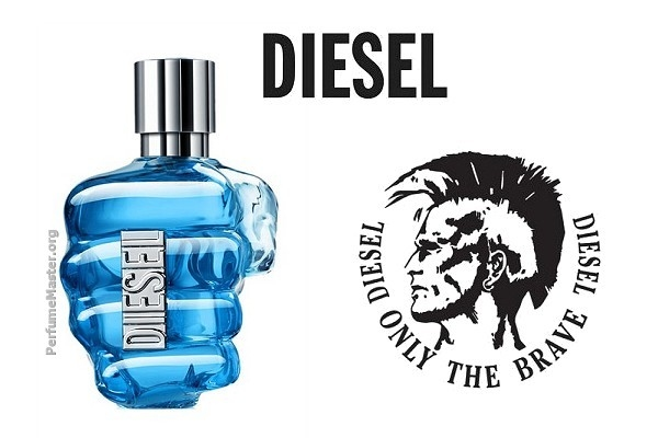 Diesel Only The Brave High Fragrance