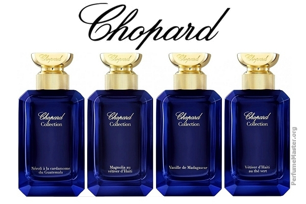 Chopard Collection Fragrances 2017