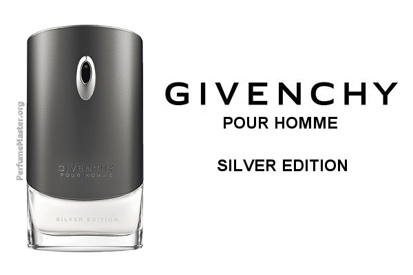 Givenchy Pour Homme Silver Edition Fragrance