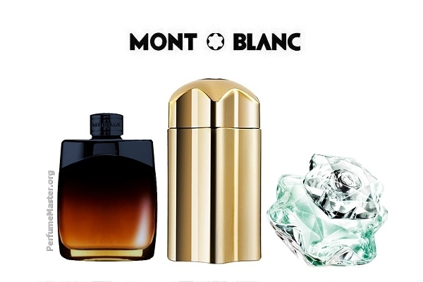 mont blanc perfume collection 2017 perfume news. Black Bedroom Furniture Sets. Home Design Ideas