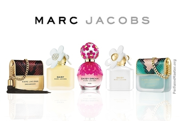Marc Jacobs Perfume Collection 2017