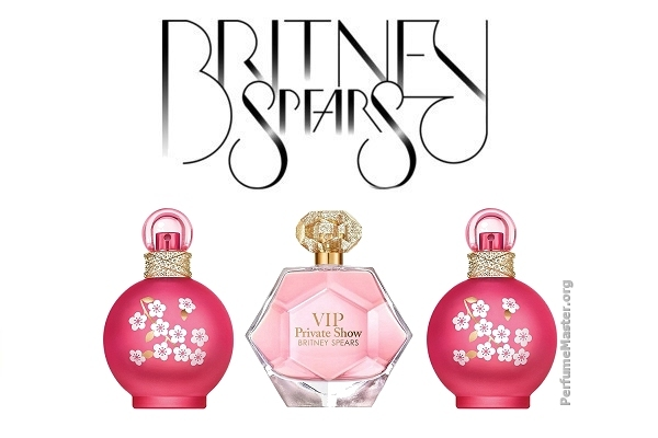 Britney Spears Perfume Collection 2017