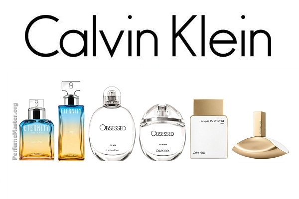 Calvin Klein Perfume Collection 2017