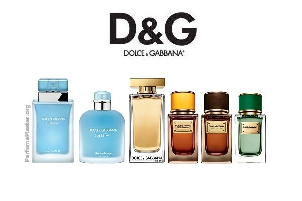 Dolce and Gabbana Perfume Collection 2017