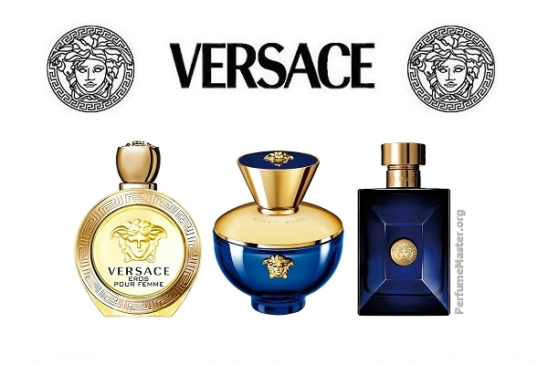 Versace Perfume Collection 2017