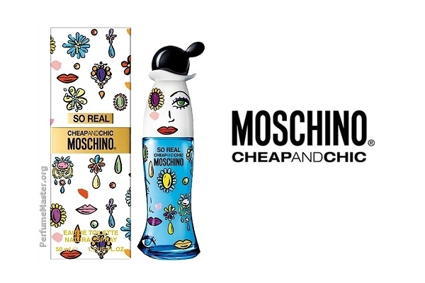 Moschino Cheap and Chic So Real Perfume
