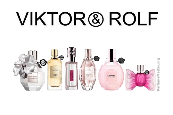 Viktor and Rolf Perfume Collection 2017