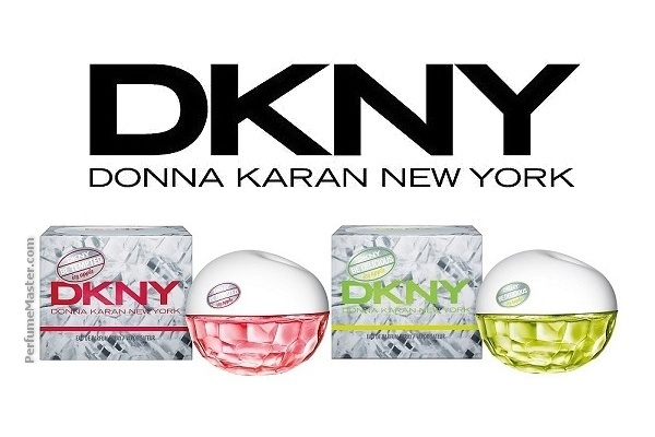DKNY Icy Apple Perfume Collection 2017