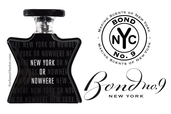 Bond No 9 New York or Nowhere Fragrance