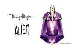 Thierry Mugler Alien Neon Collector Perfume