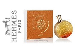 Hermes L'Ambre Merveilles Edition Collector Calligraphie Perfume
