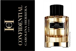 Carolina Herrera Confidential Gold Incense Fragrance