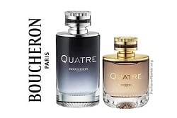 Boucheron Quatre Absolu de Nuit Perfume Collection